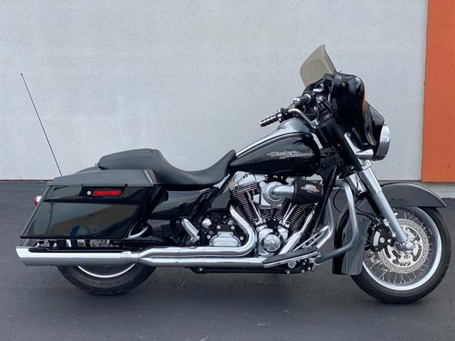 2013 Harley-Davidson Street Glide Base at Thunder Harley-Davidson