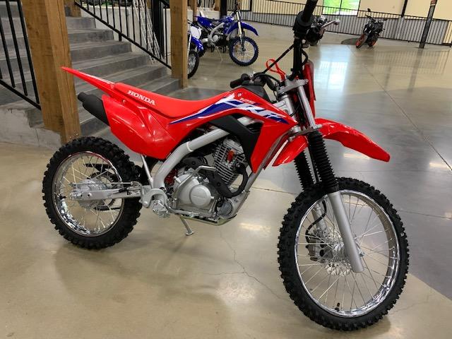 2022 Honda CRF 125F at Got Gear Motorsports