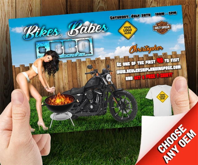 Bikes, Babes & BBQ Powersports at PSM Marketing - Peachtree City, GA 30269
