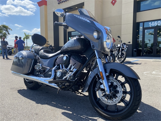 2018 Indian Chieftain Base at Fort Myers