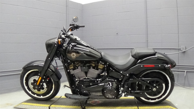 2020 Harley-Davidson Softail Fat Boy 114 30th Anniversary Limited Edition at Big Sky Harley-Davidson