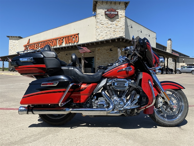 2016 Harley-Davidson Electra Glide CVO Limited at Harley-Davidson of Waco