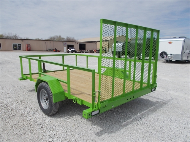 2021 Doolittle Trailers RALLY SPORT Rally Sport 770 Series 3K Single Axle at Nishna Valley Cycle, Atlantic, IA 50022