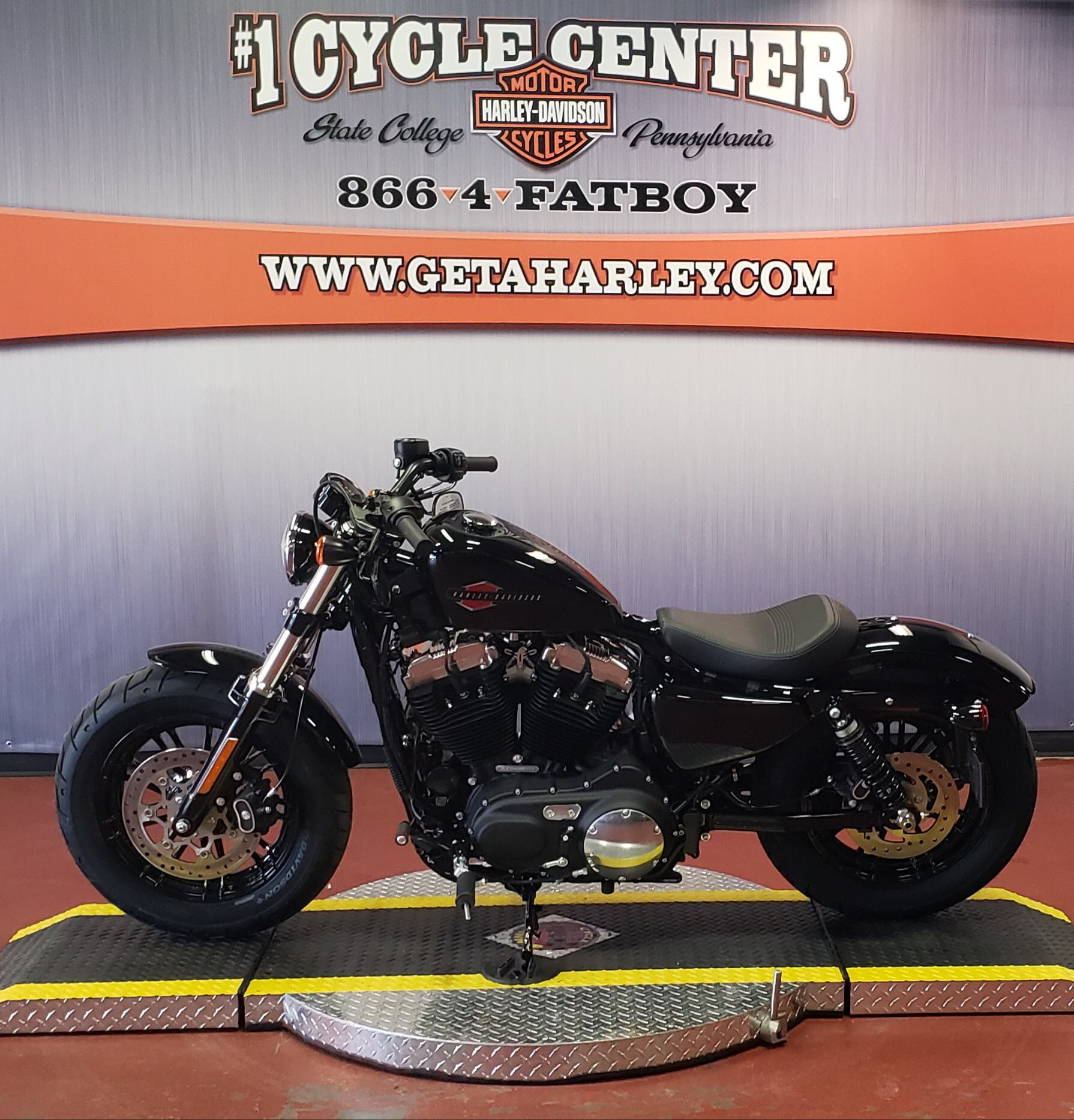 2021 Harley-Davidson Street XL 1200X Forty-Eight at #1 Cycle Center Harley-Davidson
