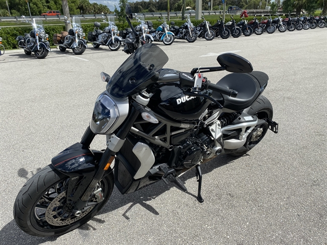 2017 Ducati XDiavel S at Fort Myers