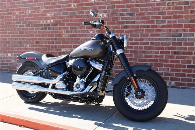 2018 Harley-Davidson Softail Slim at Zylstra Harley-Davidson®, Ames, IA 50010