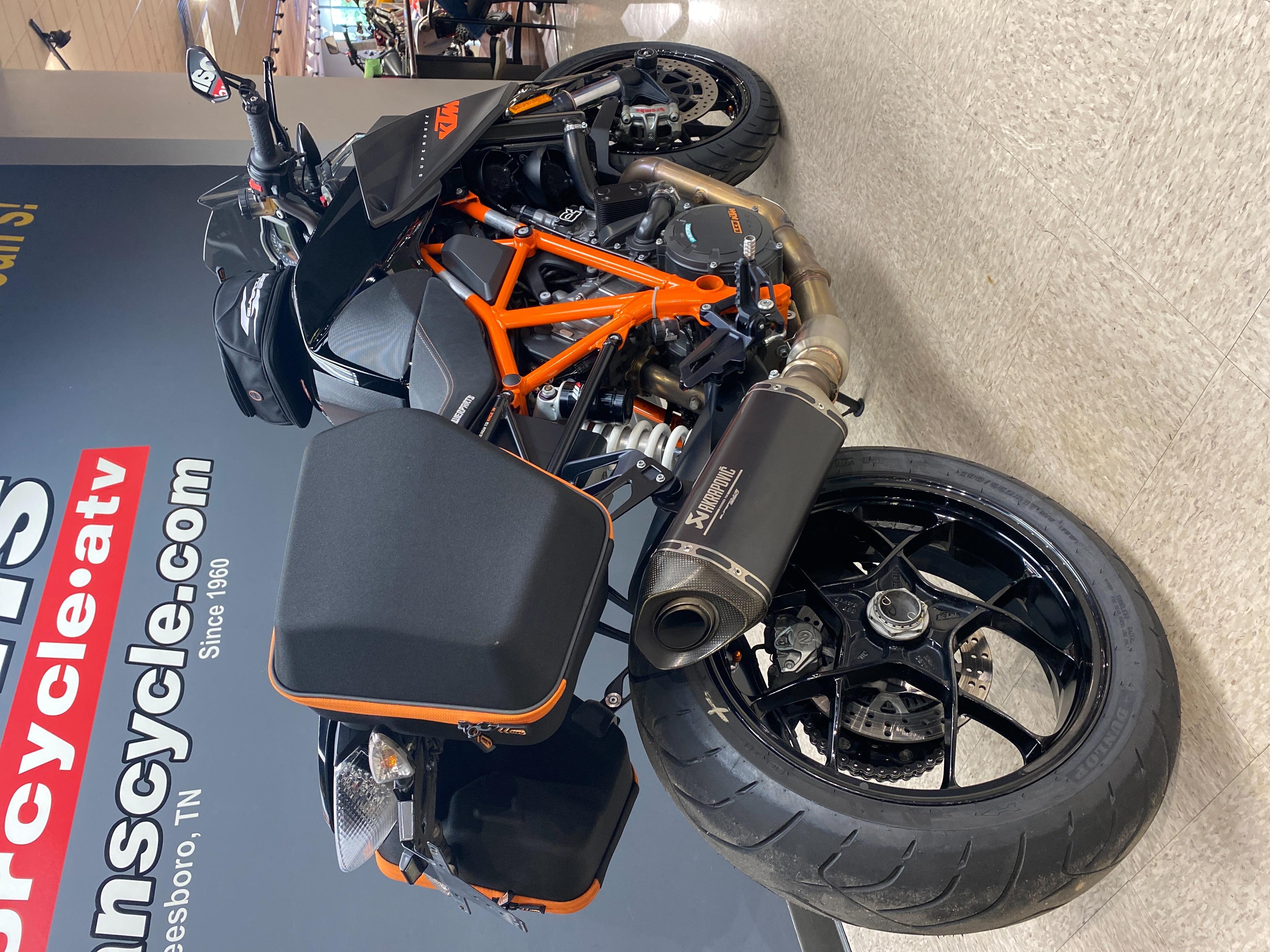 2016 KTM Super Duke 1290 R at Sloans Motorcycle ATV, Murfreesboro, TN, 37129
