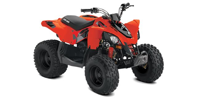 2021 Can-Am DS 70 at Extreme Powersports Inc