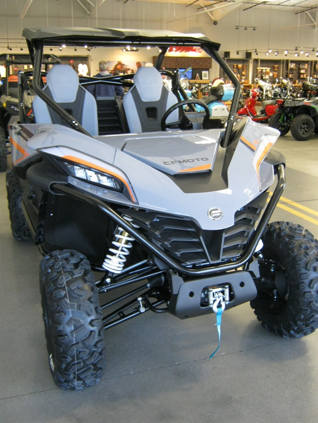 2020 CFMoto ZForce 950 Sport EPS at Brenny's Motorcycle Clinic, Bettendorf, IA 52722