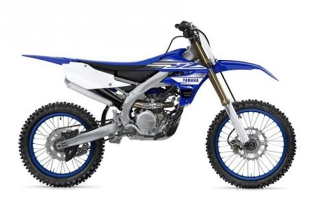 2019 Yamaha YZ 250F at Pete's Cycle Co., Severna Park, MD 21146