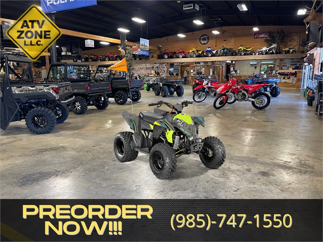 2021 Polaris Outlaw 110 EFI at ATV Zone, LLC