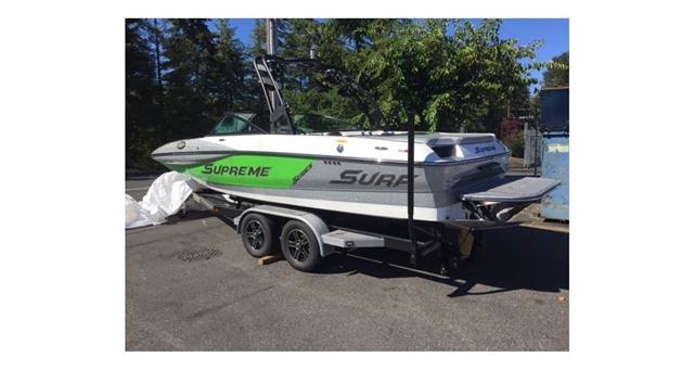 2017 Supreme S226 at Lynnwood Motoplex, Lynnwood, WA 98037