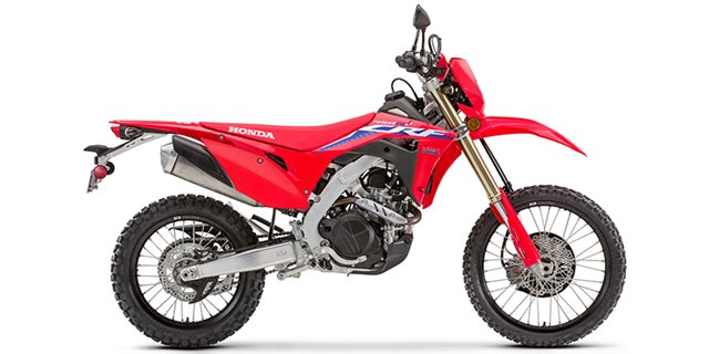 2022 Honda CRF 450RL at Arkport Cycles