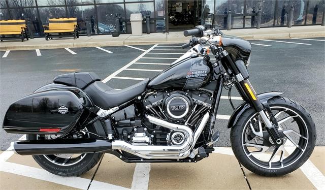 2021 Harley-Davidson Cruiser Sport Glide at All American Harley-Davidson, Hughesville, MD 20637