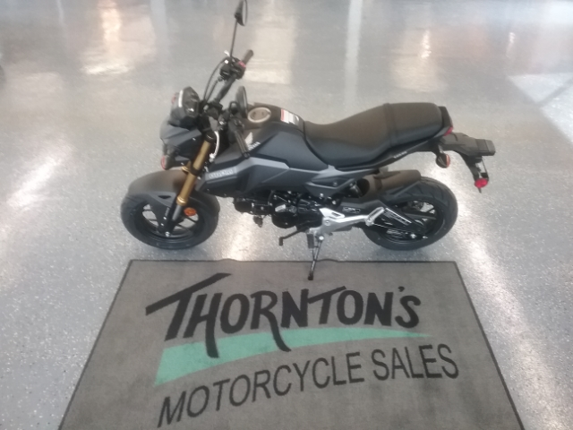 2018 Honda Grom ABS at Thornton's Motorcycle - Versailles, IN