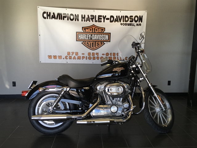 2009 Harley-Davidson Sportster 883 Low at Champion Harley-Davidson