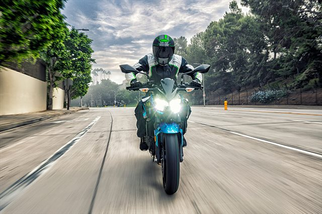 2021 Kawasaki Z400 ABS at Youngblood RV & Powersports Springfield Missouri - Ozark MO