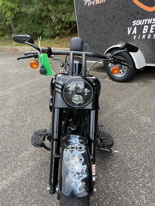 2011 Harley-Davidson Softail Fat Boy Lo at Hampton Roads Harley-Davidson