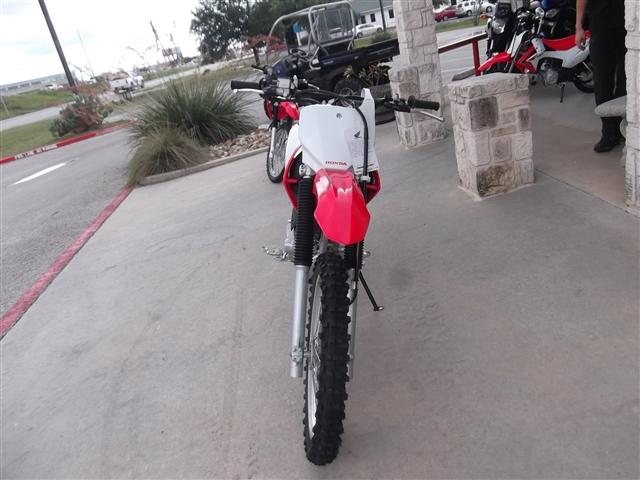2018 Honda CRF 125F at Kent Motorsports, New Braunfels, TX 78130