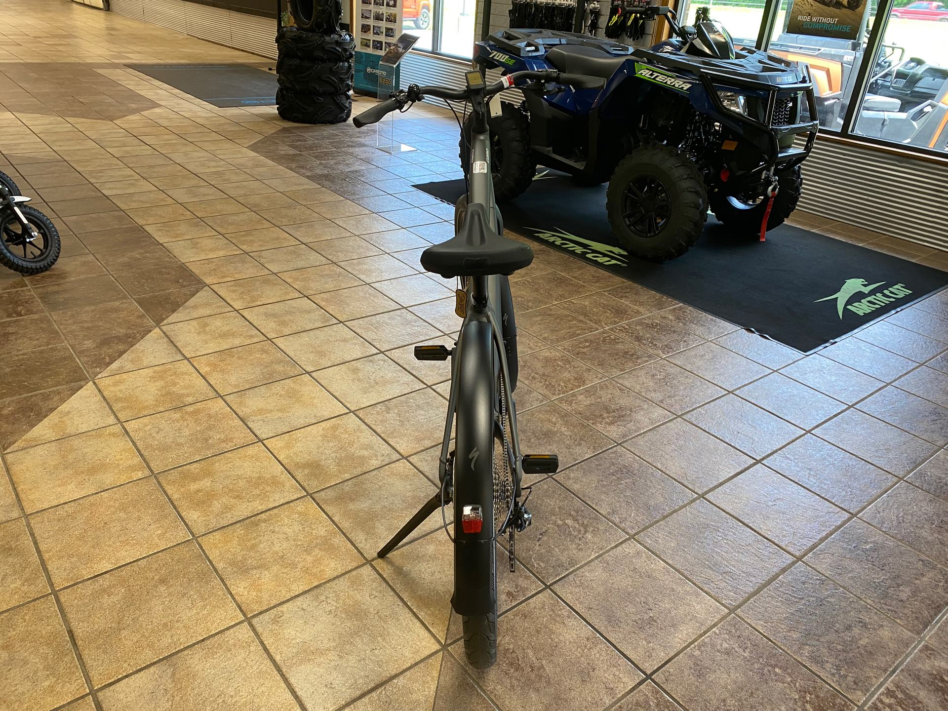 2021 Specialized Turbo E Bikes Como 30 650b at Gold Star Outdoors