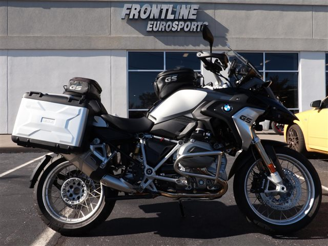 2018 BMW R 1200 GS at Frontline Eurosports