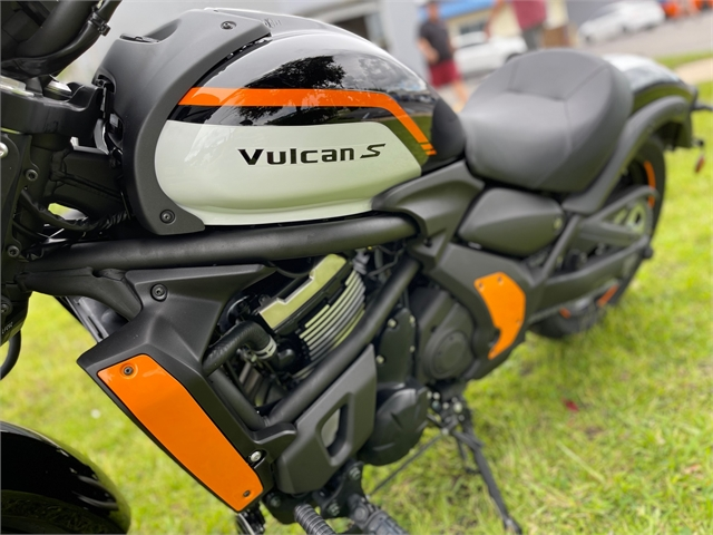 2022 Kawasaki Vulcan S Café at Powersports St. Augustine