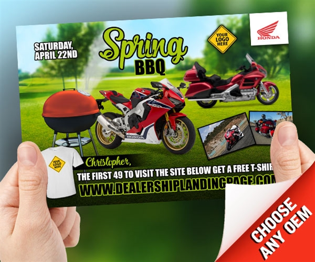 Spring BBQ Powersports at PSM Marketing - Peachtree City, GA 30269