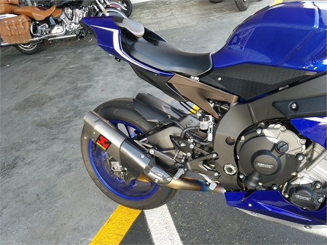2016 Yamaha YZF-R1 R1 at Lynnwood Motoplex, Lynnwood, WA 98037