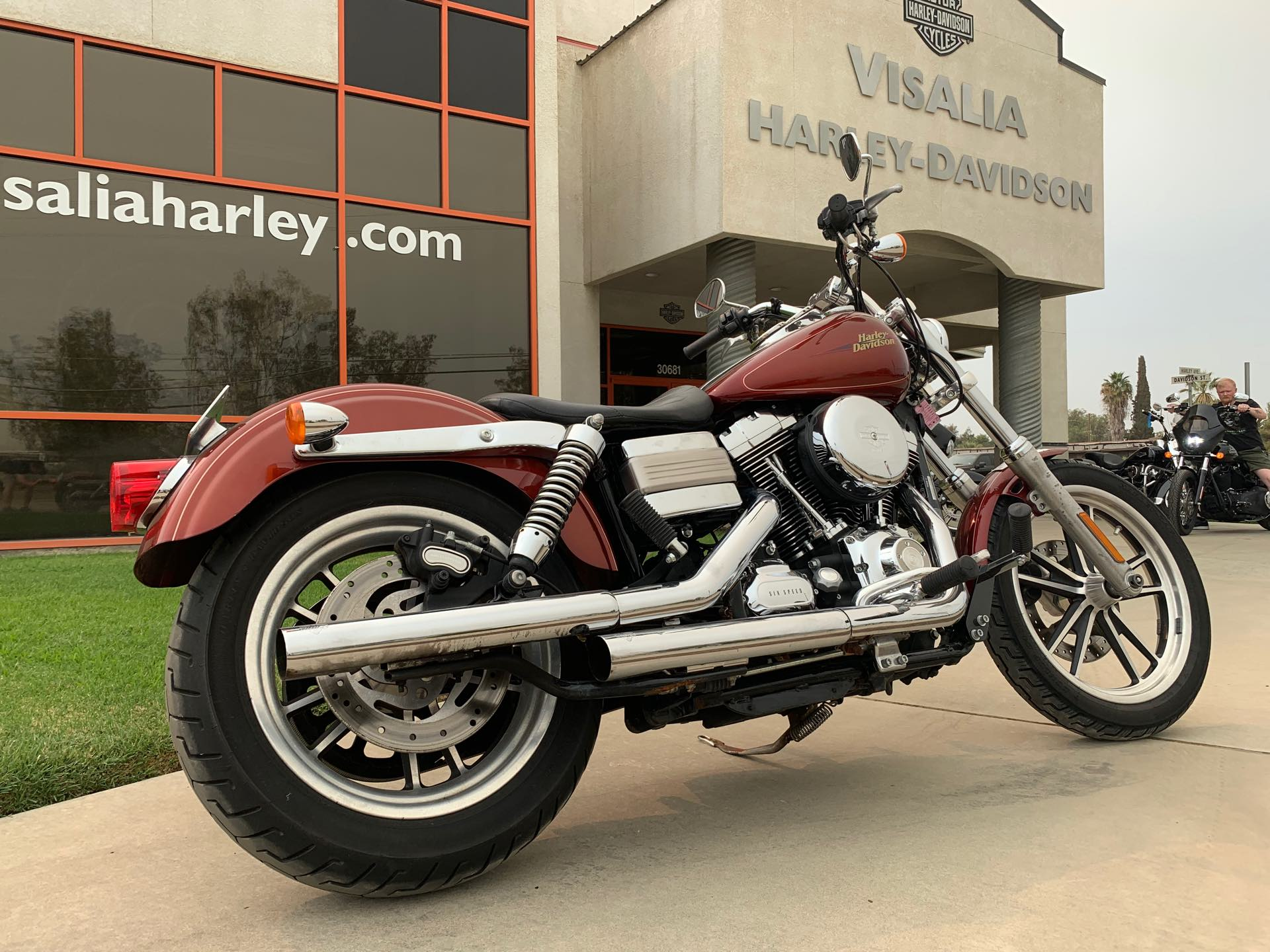 2009 Harley-Davidson Dyna Glide Low Rider at Visalia Harley-Davidson