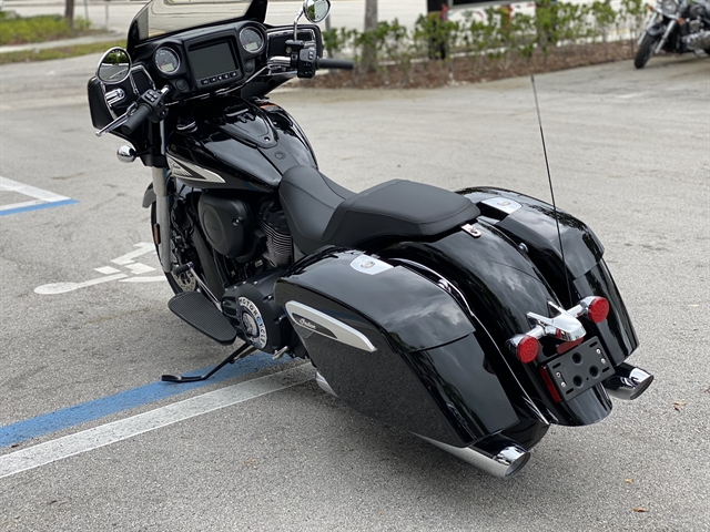 2021 Indian Chieftain Chieftain at Fort Lauderdale