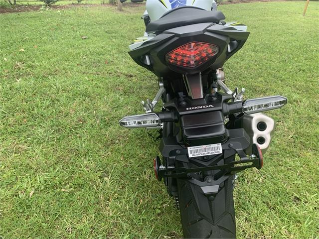 2021 Honda CBR500R ABS at Powersports St. Augustine