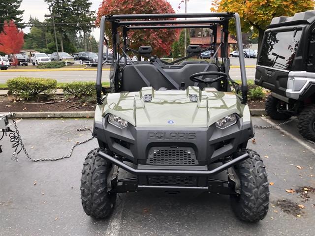 2019 Polaris Ranger Crew 570-6 Base at Lynnwood Motoplex, Lynnwood, WA 98037