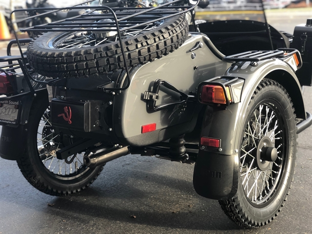 2019 URAL Gear-Up 750 at Lynnwood Motoplex, Lynnwood, WA 98037