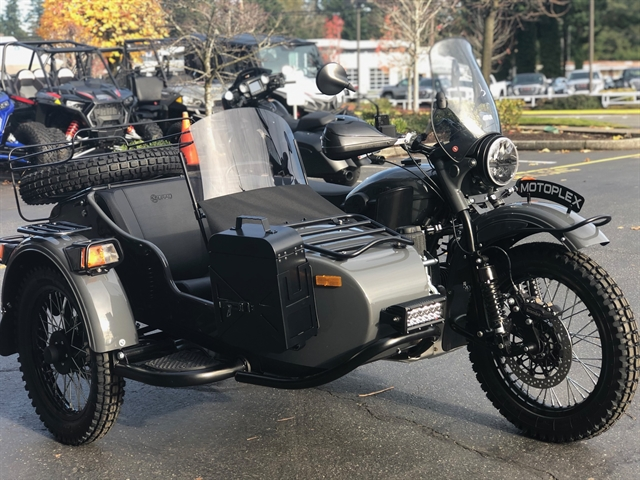 2019 URAL Gear-Up 2WD 750 at Lynnwood Motoplex, Lynnwood, WA 98037
