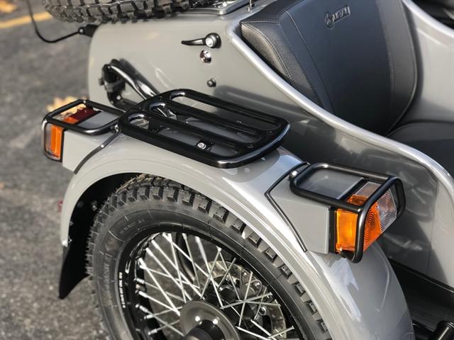 2019 URAL Gear-Up 750 at Lynnwood Motoplex, Lynnwood, WA 98037