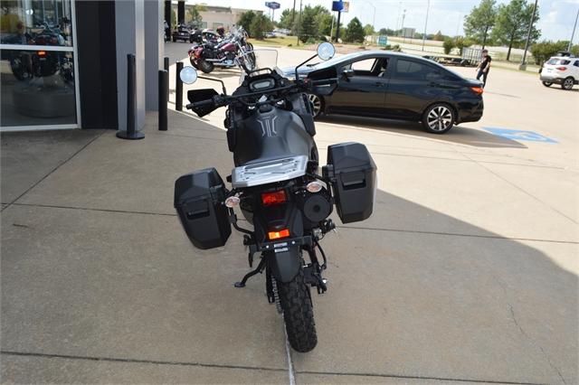2022 Kawasaki KLR 650 Adventure at Shawnee Honda Polaris Kawasaki