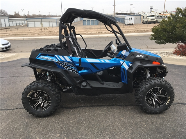 2018 CFMOTO ZFORCE 1000 at Champion Motorsports, Roswell, NM 88201