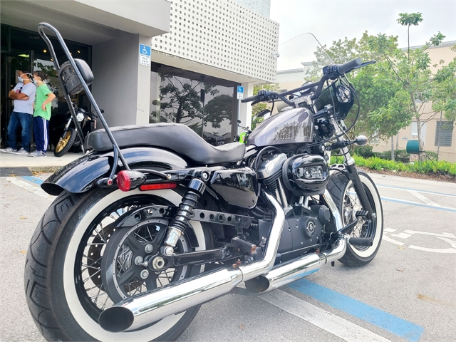 2015 Harley-Davidson Sportster Forty-Eight at Fort Lauderdale