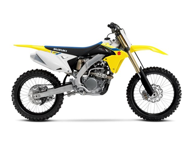 2018 Suzuki RM-Z250 at Brenny's Motorcycle Clinic, Bettendorf, IA 52722