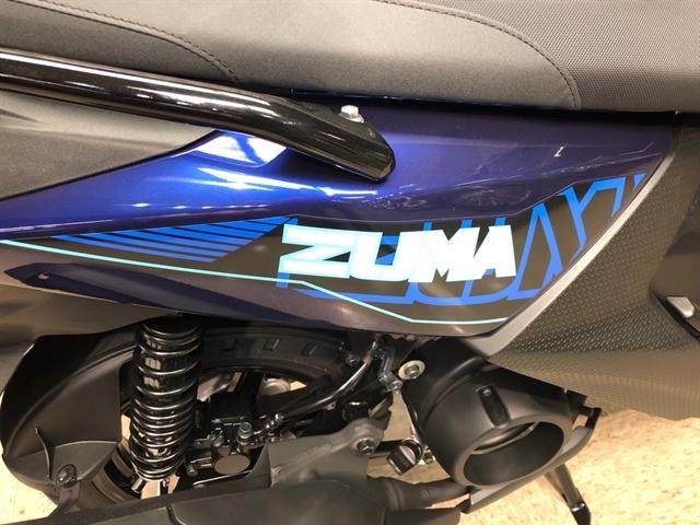 2021 Yamaha Zuma 125 at Sloans Motorcycle ATV, Murfreesboro, TN, 37129