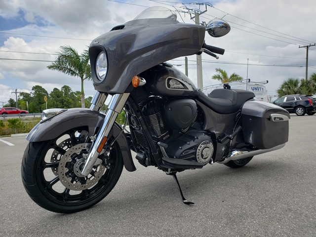 2019 Indian Chieftain Base at Fort Myers