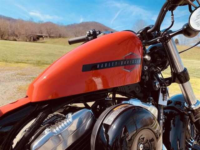 2020 Harley-Davidson Sportster Forty-Eight at Harley-Davidson of Asheville
