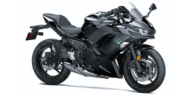 2020 Kawasaki Ninja 650 ABS at Hebeler Sales & Service, Lockport, NY 14094