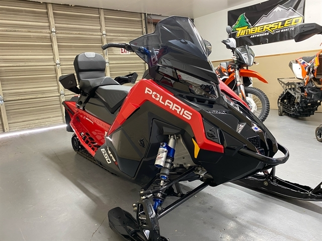 2021 Polaris INDY VR1 137 650 at Cascade Motorsports