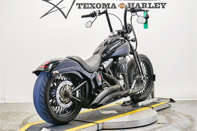2009 Harley-Davidson Softail Cross Bones at Texoma Harley-Davidson