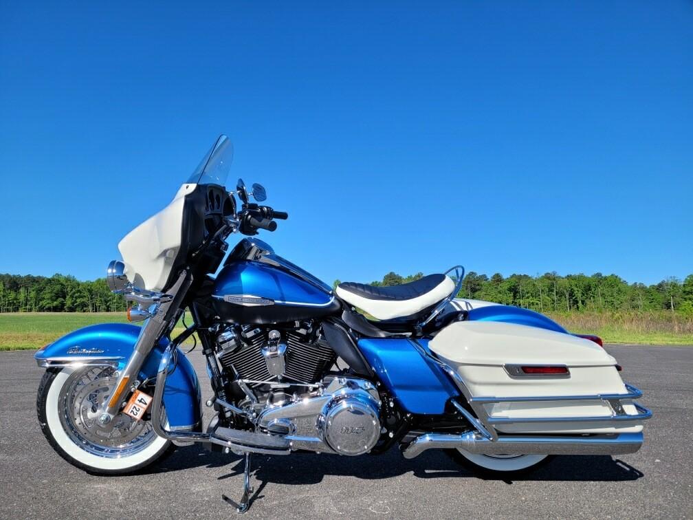 2021 Harley-Davidson FLH at Richmond Harley-Davidson