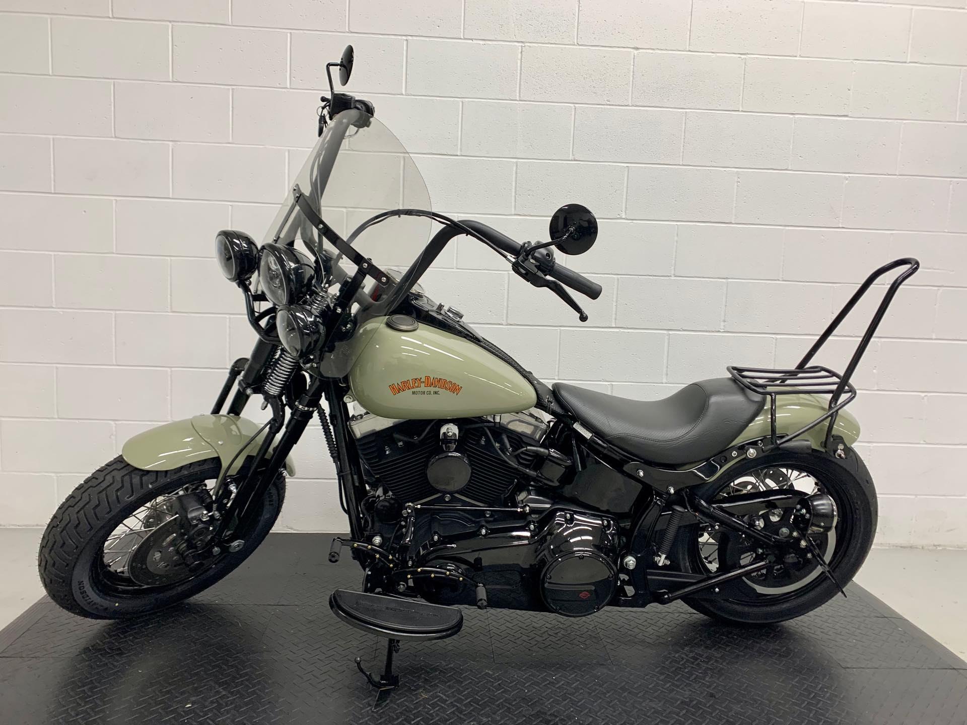 2009 Harley-Davidson Softail Cross Bones at Destination Harley-Davidson®, Silverdale, WA 98383