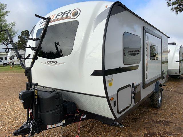 2020 Forest River Rockwood Geo Pro G19FBS at Campers RV Center, Shreveport, LA 71129