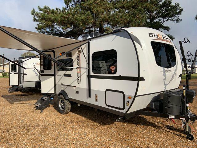 2020 Forest River Rockwood Geo Pro G19FBS   Campers RV Center