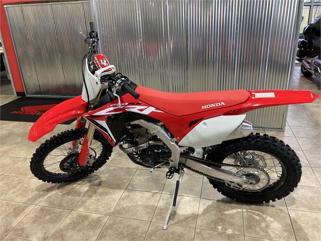 2021 Honda CRF 250RX at Kent Motorsports, New Braunfels, TX 78130